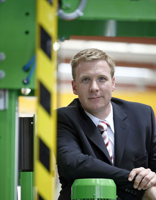 国际资深复合材料领域专家Erich Fries加入HRC,出任HRC德国分公司董事总经理