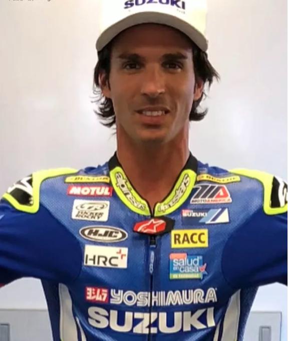HRC赞助摩托车手Toni Elias开启新赛季
