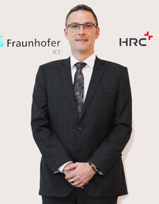 Fraunhofer ICT副院长Frank Henning博士接受新浪采访
